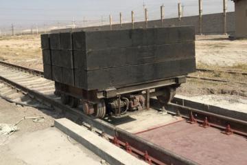 Железнодорожные весы 150