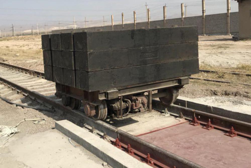 Железнодорожные весы 150 0